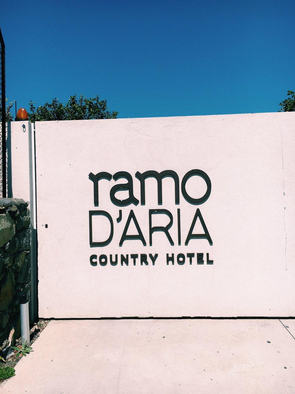 Ramo d'Aria, Giarre, Sicily