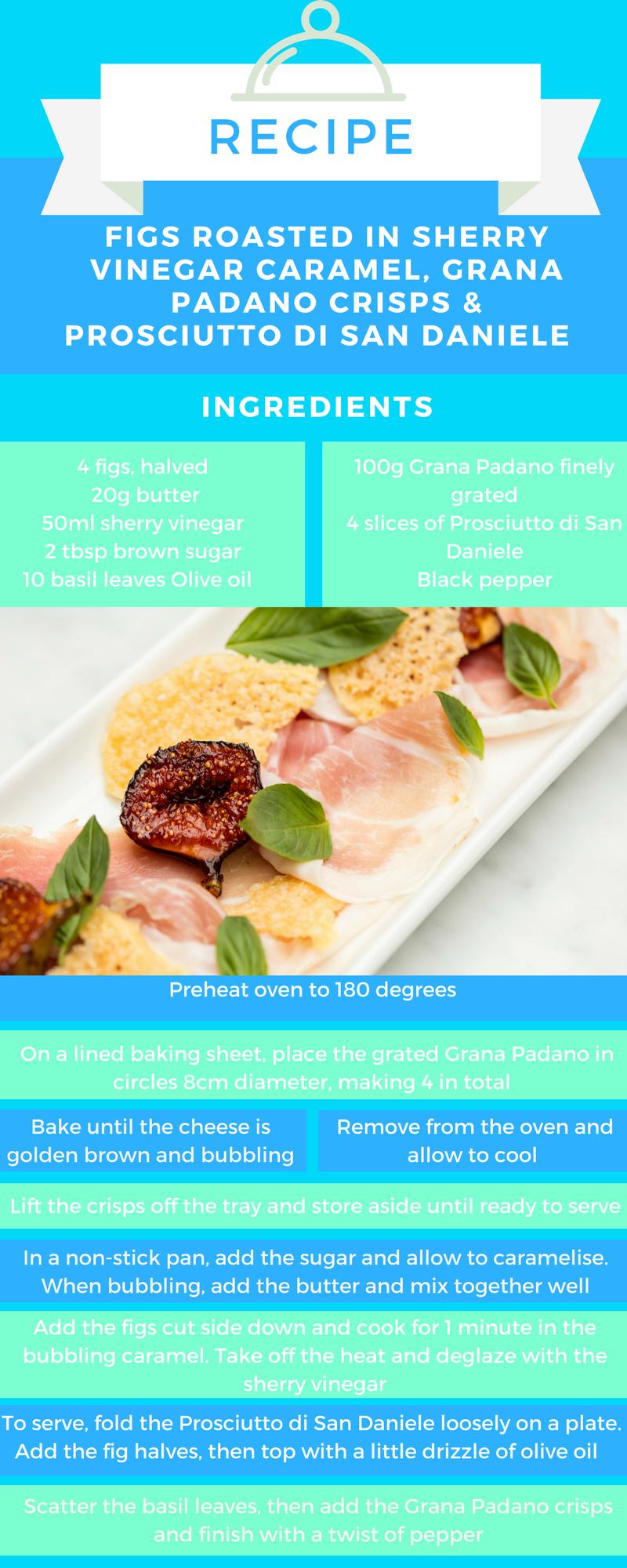 Recipe - Grana Padano