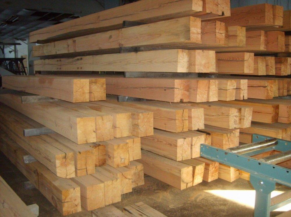 Resawn Pine