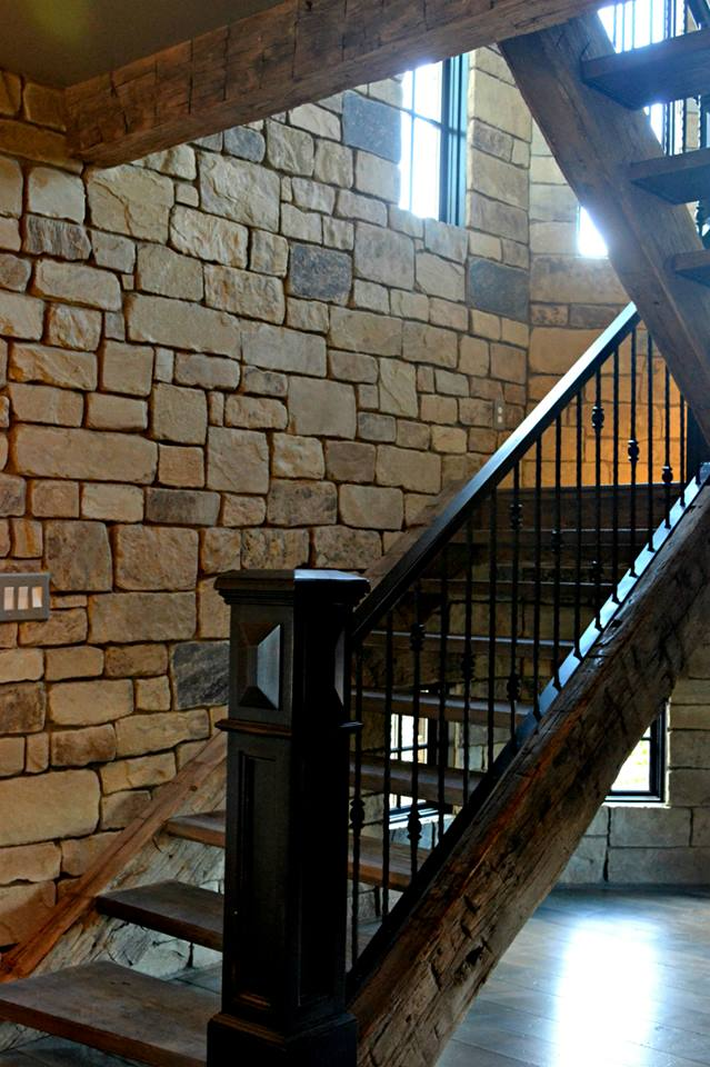 Hand Hewn custom stair stringer.jpg