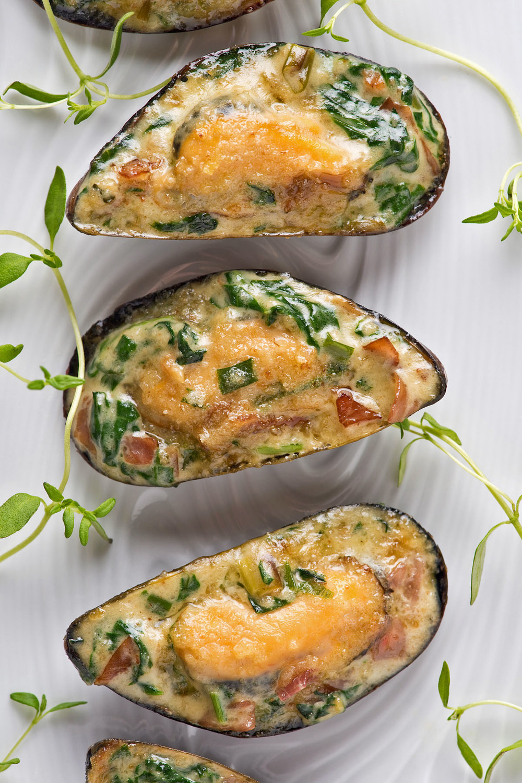 Mussels Rockefeller - Beth Dunham.jpg