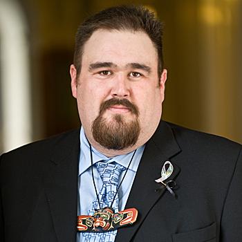 Dallas Smith  President and CEO, Nanwakolas Council