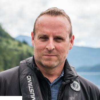 Ian Roberts  Director of Public Affairs, Marine Harvest Canada