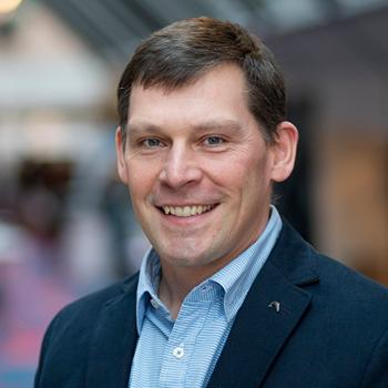 Ian Carr  Strategic Marketing Director Cargill Aqua Nutrition