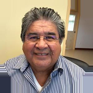 Richard Harry  Executive Director Aboriginal Aquaculture Association
