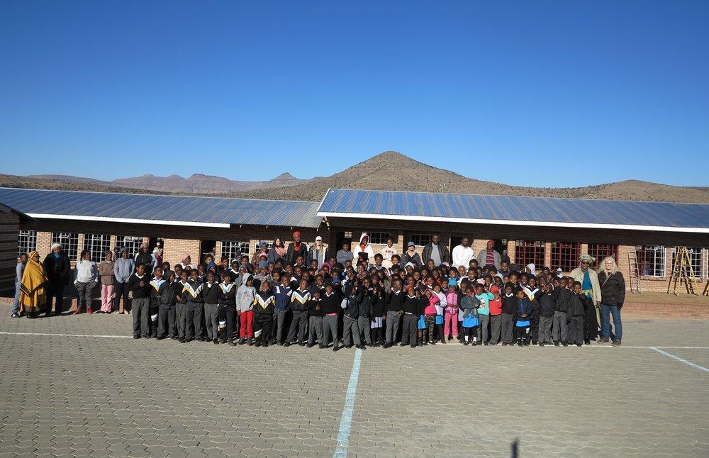New Kude School in Cradock.