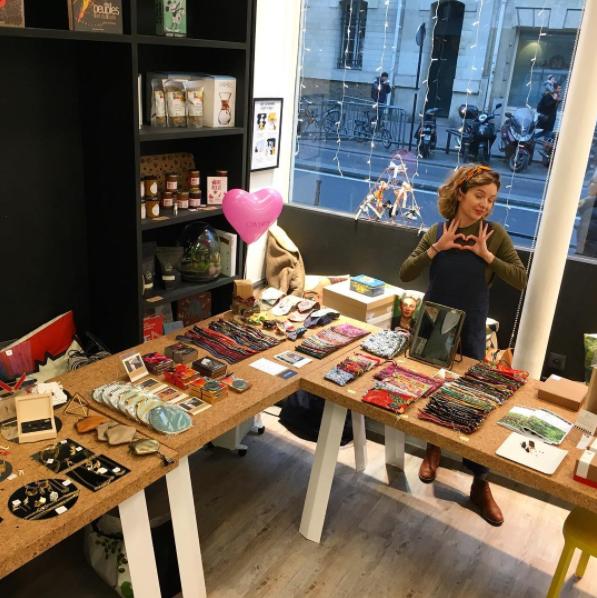 Corner store de la Saint-Valentin