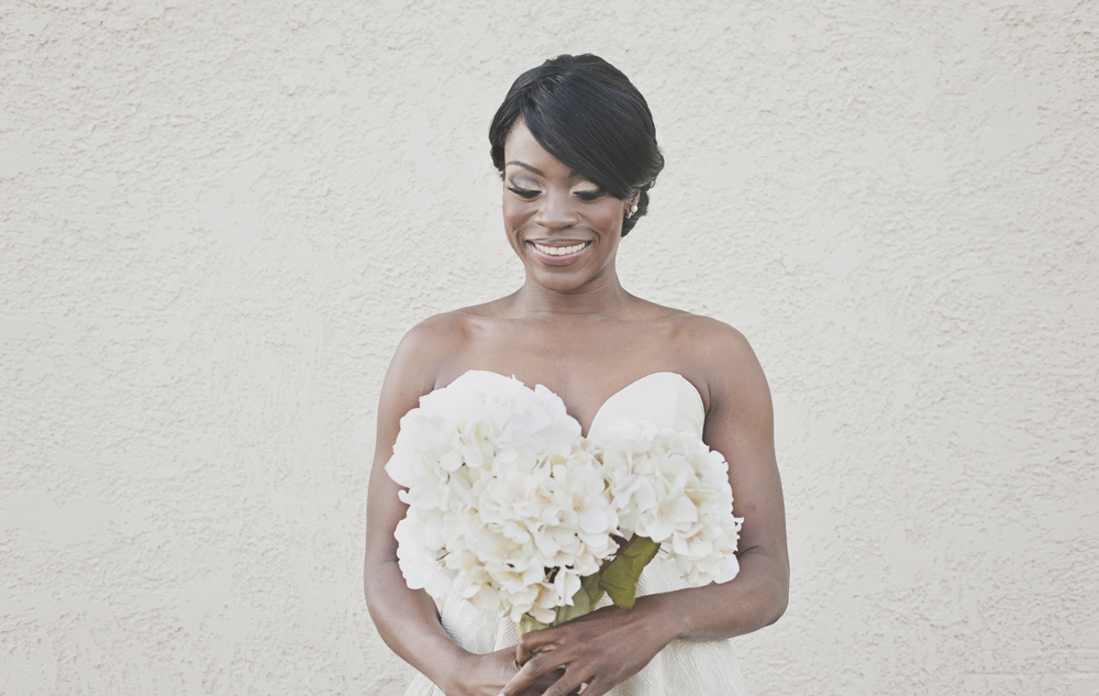 Beautiful Wedding Hair and Makeup Gallery of Brides | Millionaire ...