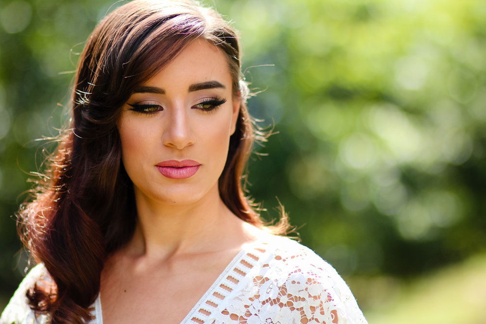 Bride Hair and Make Up Dallas Fort Worth