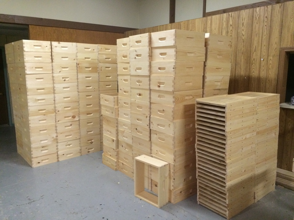 We Use Only High Quality Grade Eastern White Pine To Manufacture Our Equipment Ensuring That Customers Have The Highest Boxes Possible