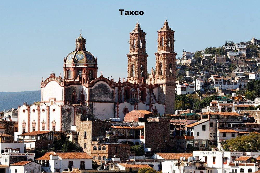 2. Taxco