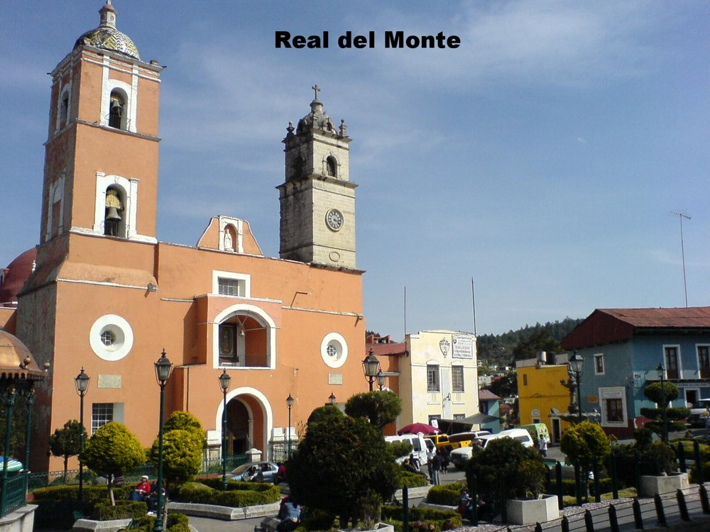 3. Real del Monte
