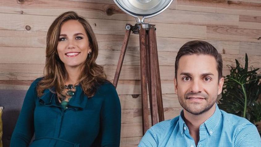 Vera Makarov y José María Pertusa/ Foto: Nancy López / Entrepreneur en Español