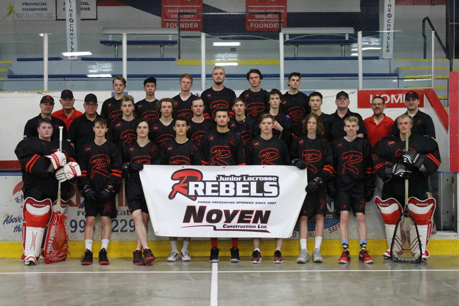 Rebels Lacrosse