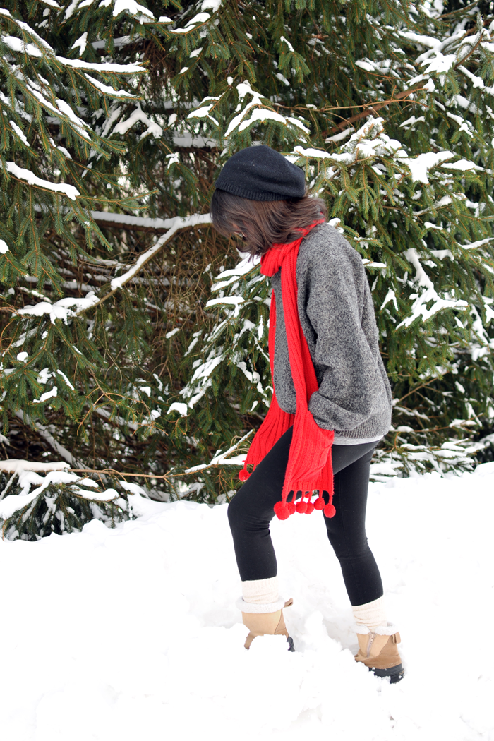 Winter Style, Styling a scarf, Cold weather gear