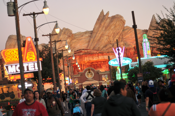 5 Reasons to say yes to Adventure, DisneyLand, California Adevnture