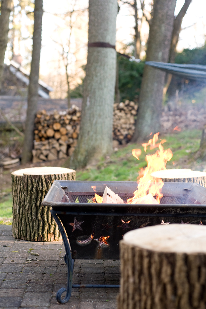 Campfire-season