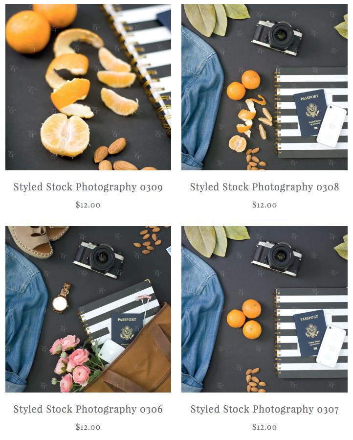 elah tree styled stock photography