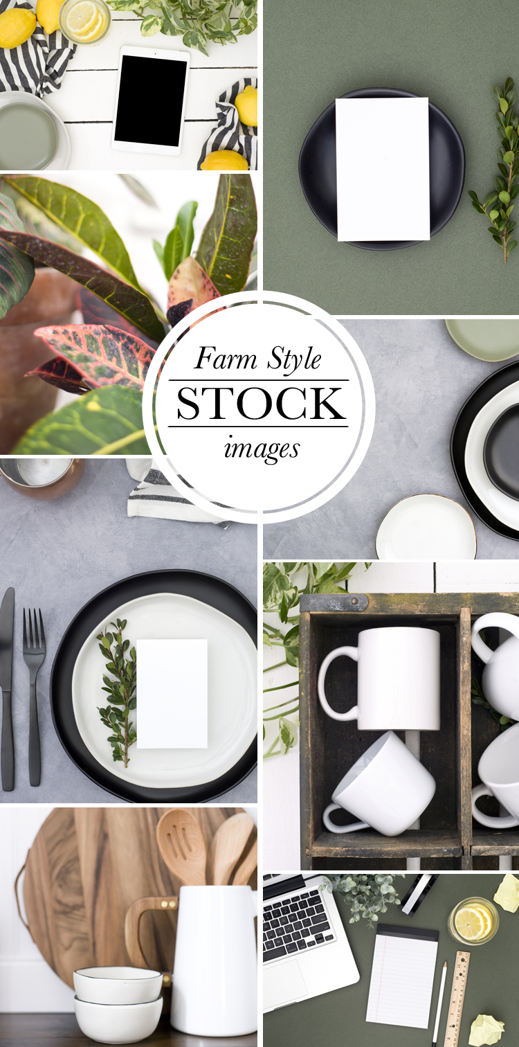 Farm Style Stock Images