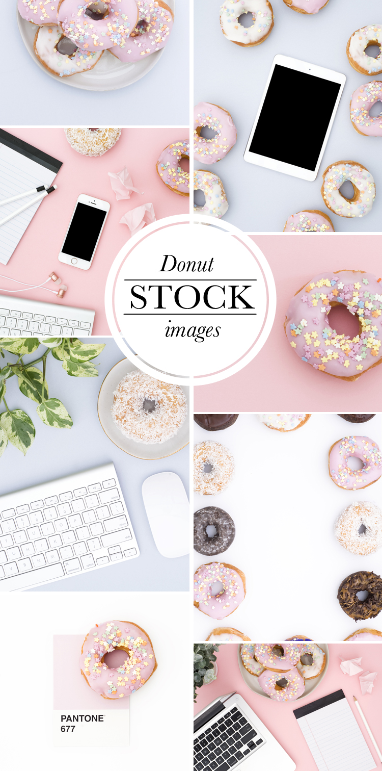 Grab your Donut Styled Stock Images