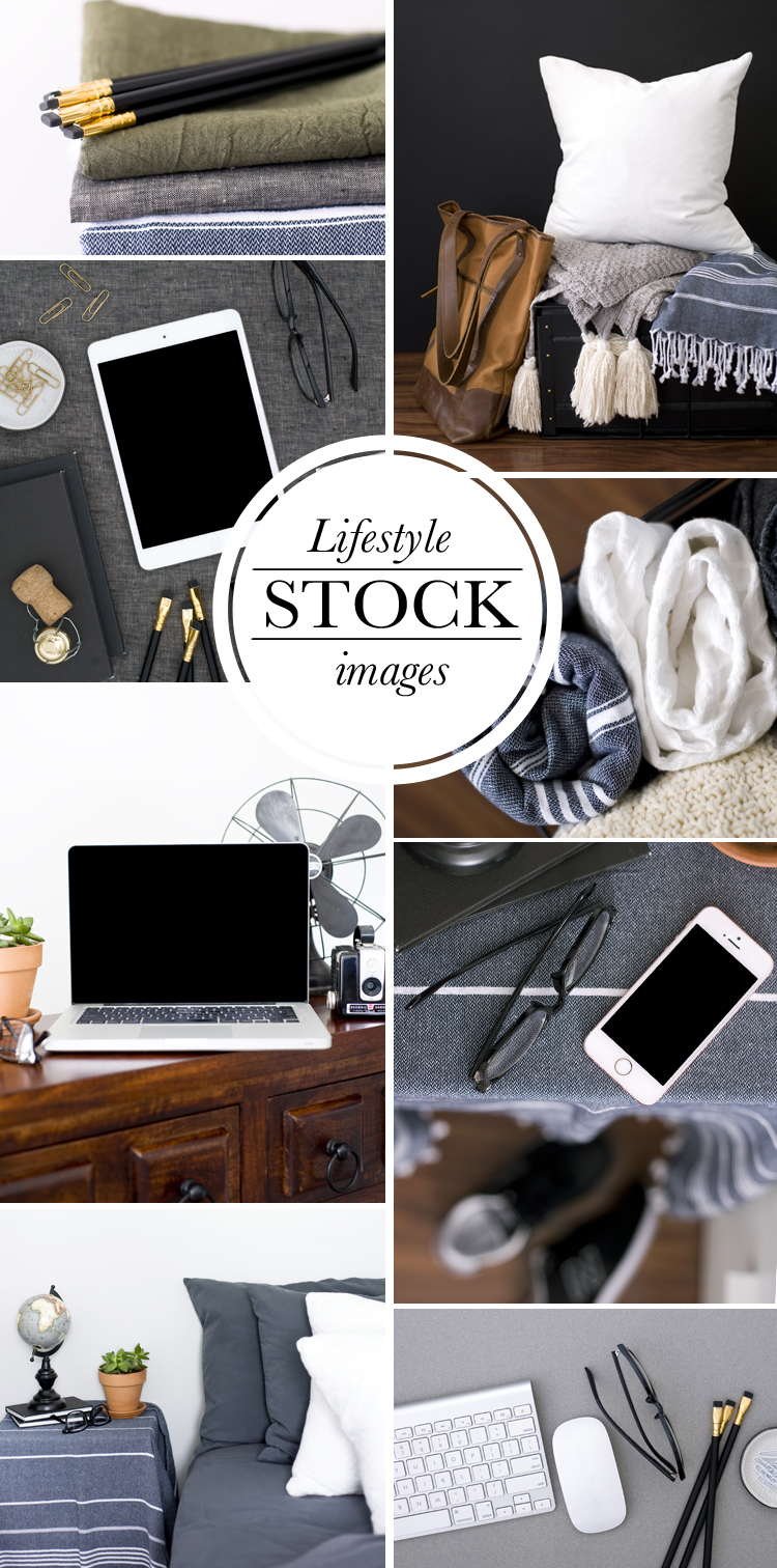 Lifestyle & Mockup Stock Images