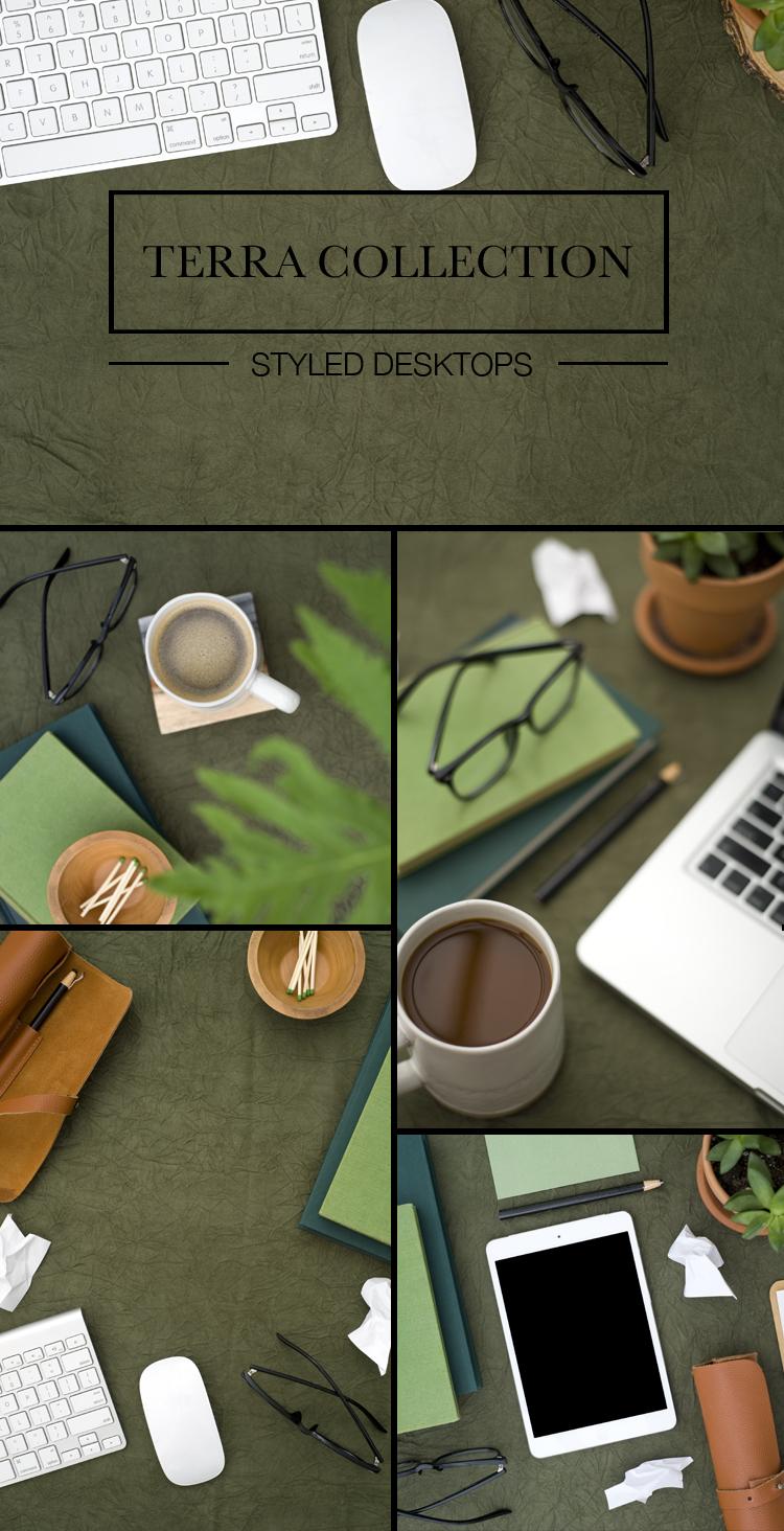 Lifestyle & Desktop Stock Images