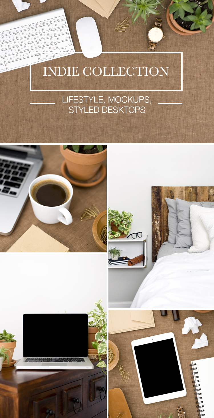 Lifestyle, Mockups & Desktop Stock Images
