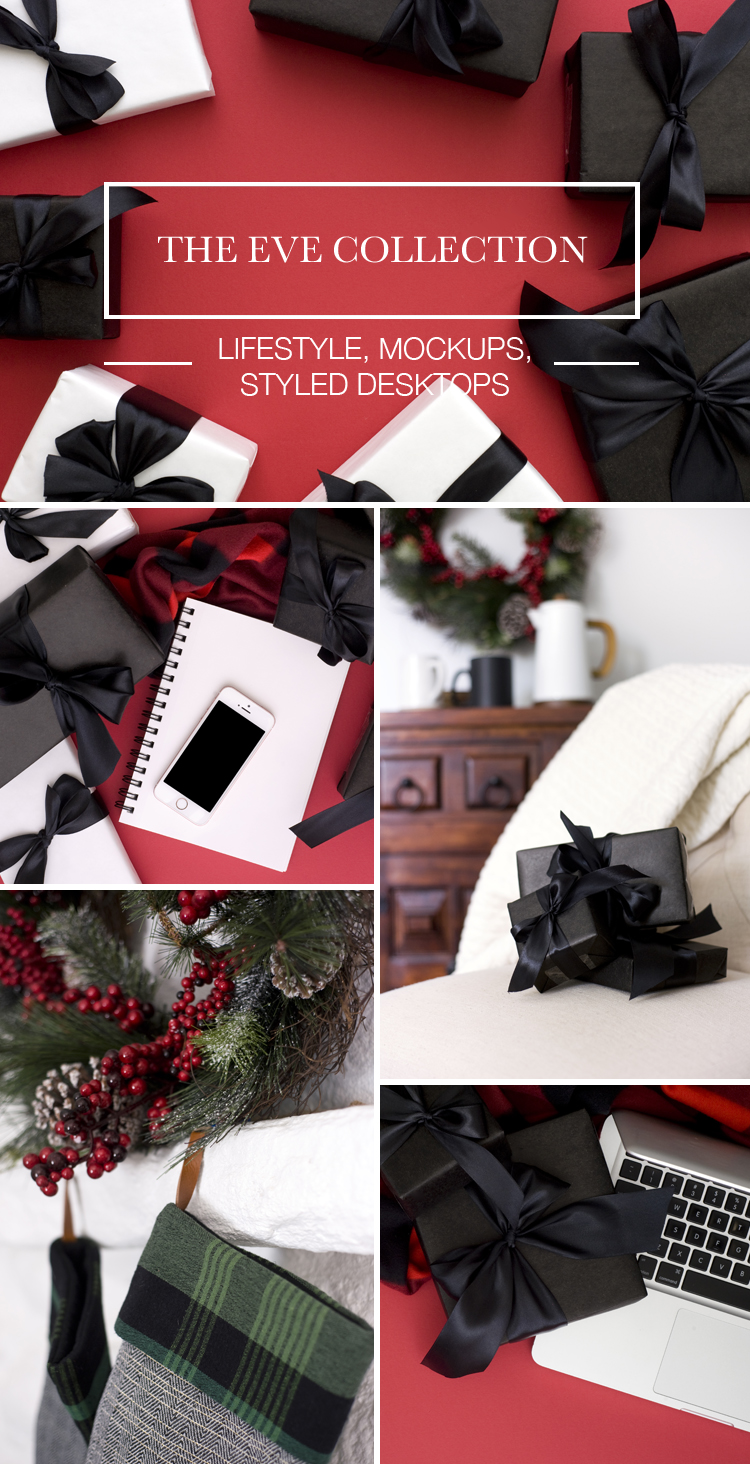 THE EVE COLLECTION: HOLIDAY STOCK PHOTOS
