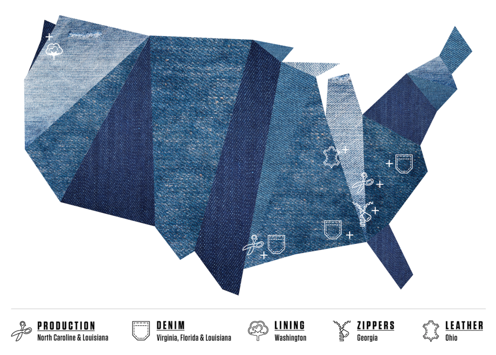 denim us map