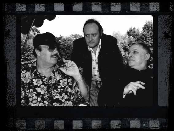 Frank Hagege et Babik Reinhardt