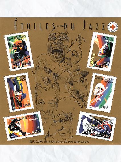 Etoiles du Jazz