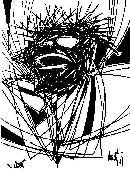 Christ noir