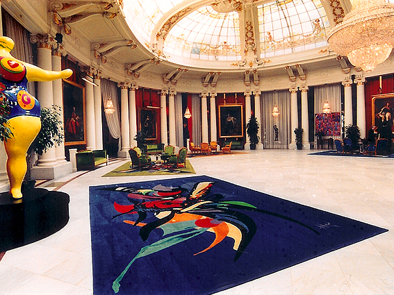 Tapis Negresco