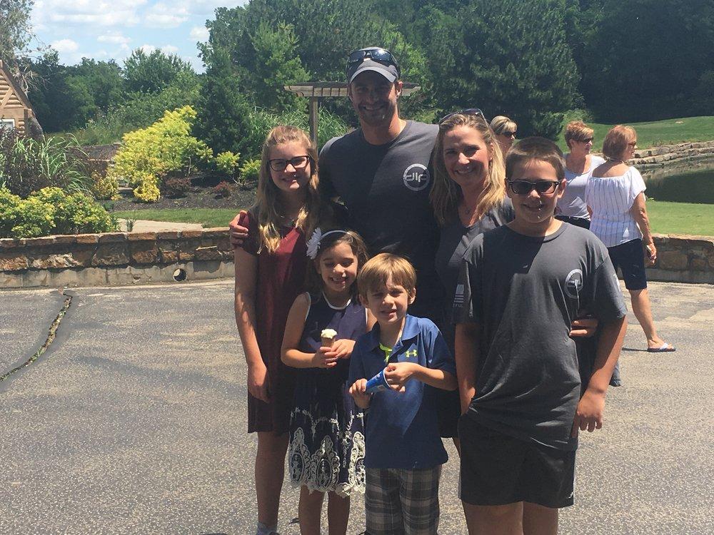 Dante, Beth & Family - 2016