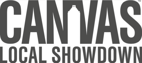 CANVAS Local Showdown logo