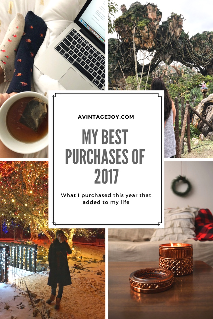 My Best Buys of 2017 - AVintageJoy