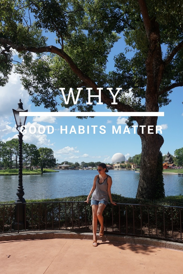 Creating good habits is so important to make sure that you're on the right path! This is Why good habits matter!