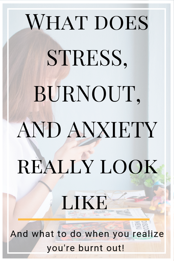 Is your stress level normal or are you getting close to being burnt out? Find out, and how to combat it!!