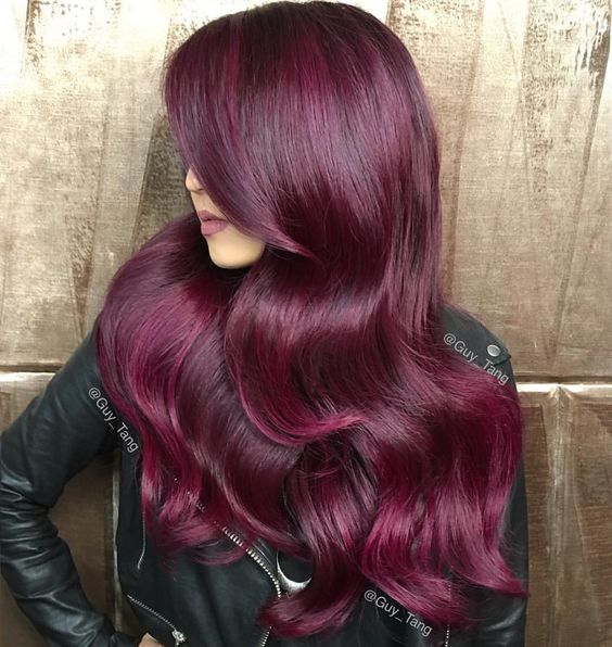 Latest Hair Color Trends Sks