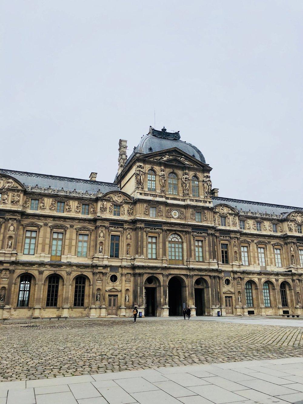 Day Trip to Paris!