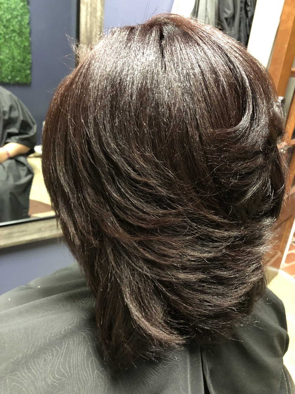 February 2018 - Current journey to healthier hair