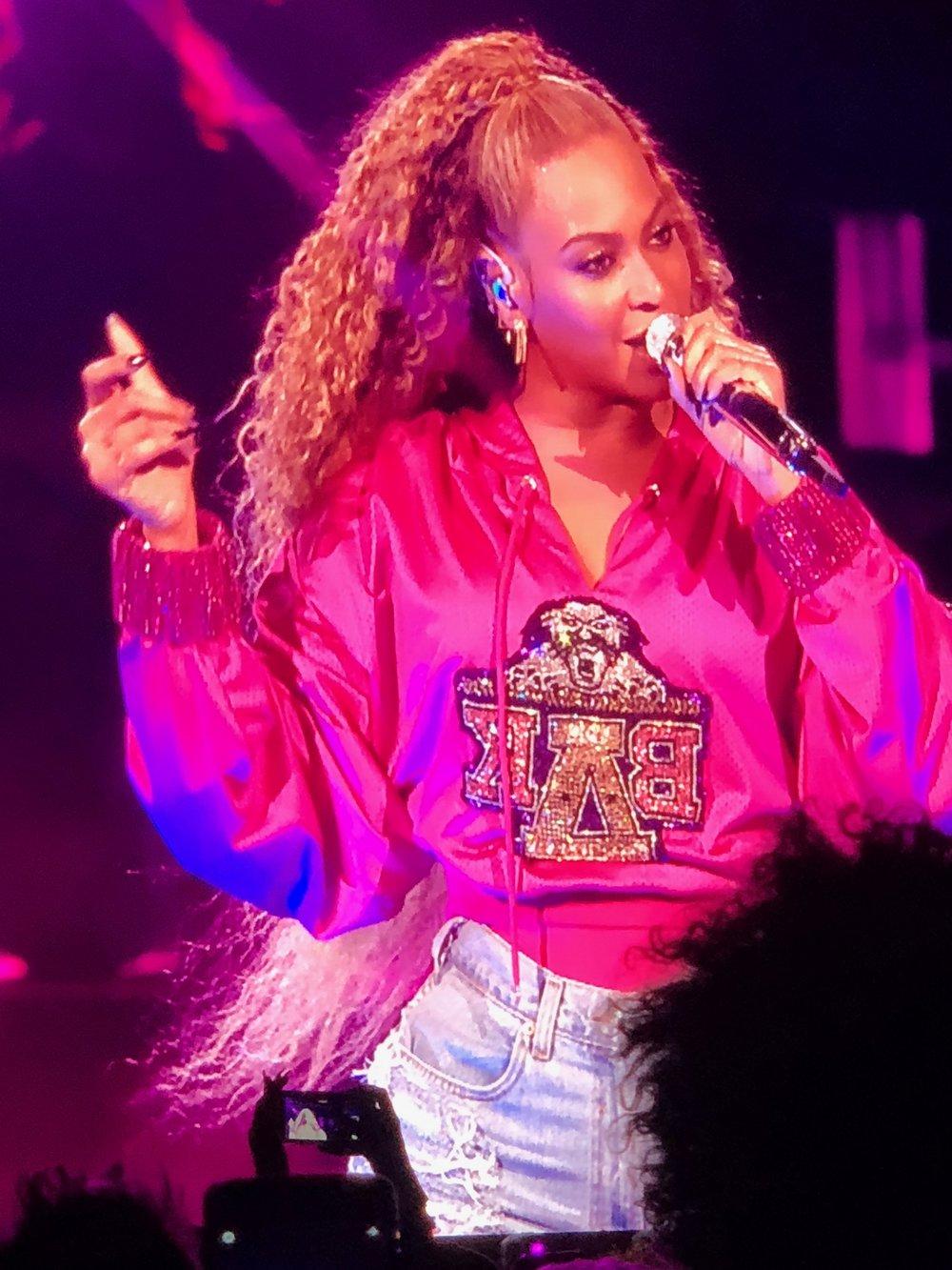 First Black Woman to Headline Coachella -