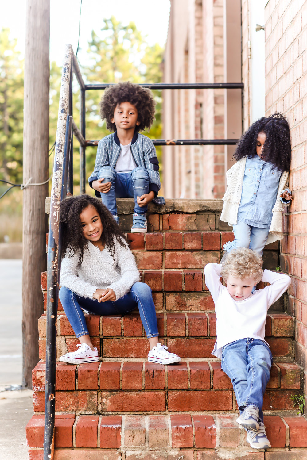 #CurlyLittlesCampaign - Your professional guide to styling and maintenance tips for your curly kid's hair.