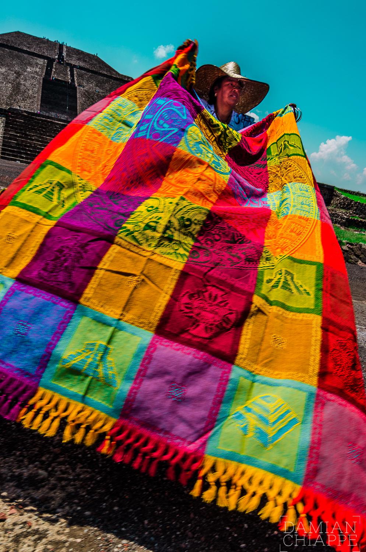 Teotihuacán, 2015.-