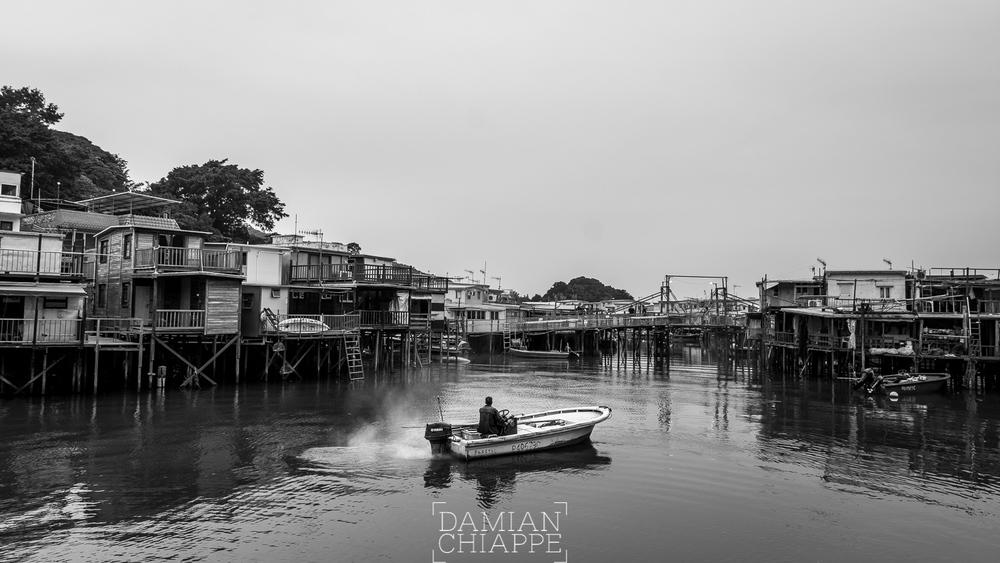 Isla Lantau, 2016.-