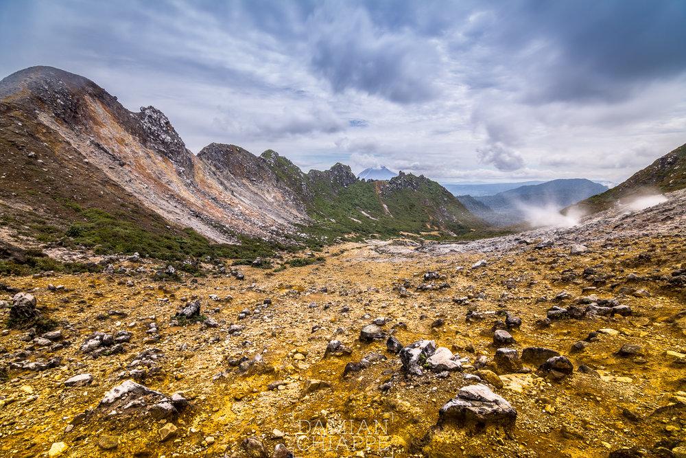 Gunung Sibayak, 2016.-