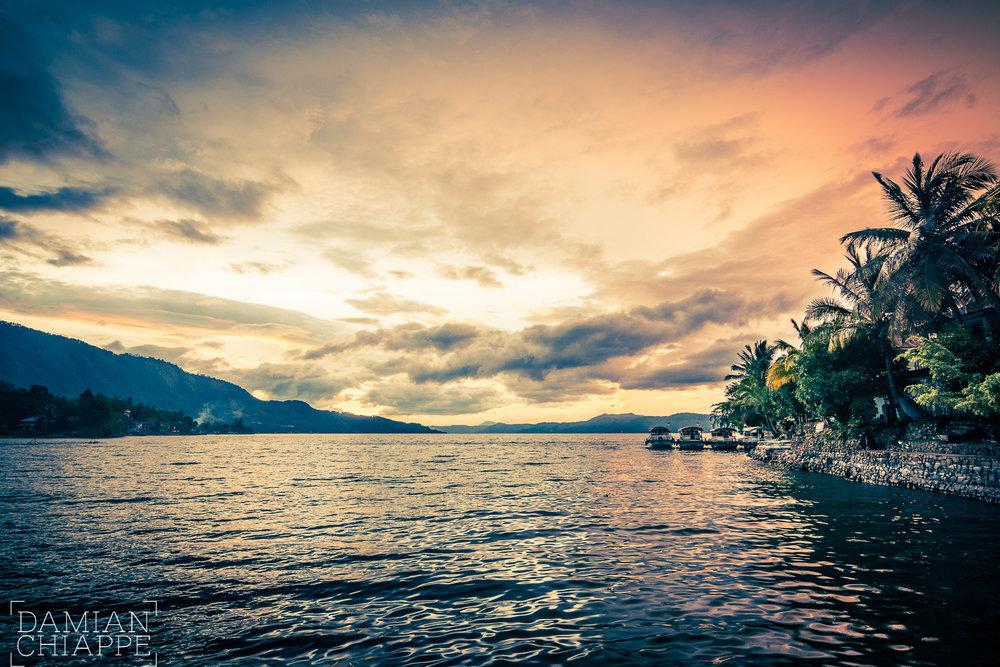 Danau Toba, 2016.-