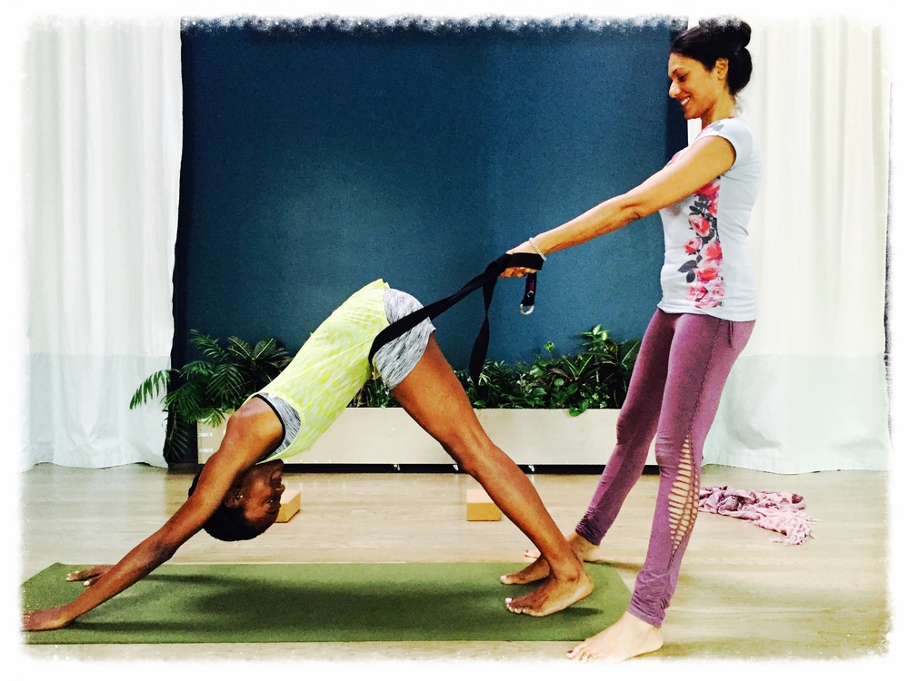 Sonali teaches you how to cultivate a strong personal home yoga series that you and your body enjoy and feel passionate about practicing daily.