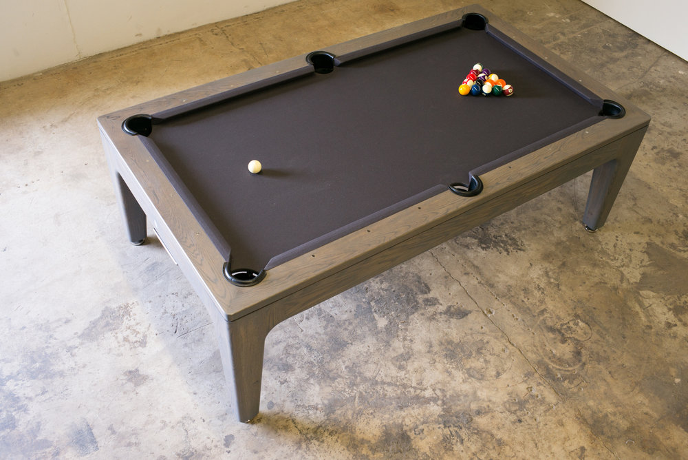 POOL TABLE   PRIVATE RESIDENCE