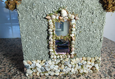 dollhouse shell window